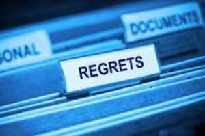 11 неща, за които ще съжалявате, когато навършите 30