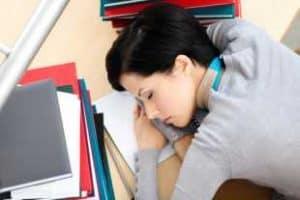 6 знака, че работите прекалено много