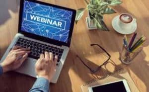Полезни съвети за организиране на ефективен уебинар
